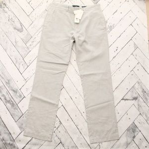 Grayers Linen Pants from Stitch Fix Ash Gray